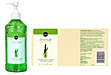 aloe gel labels