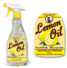 Howard Products Lemon Oil label