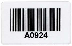 UPC label