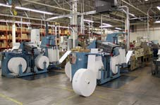 blank label presses