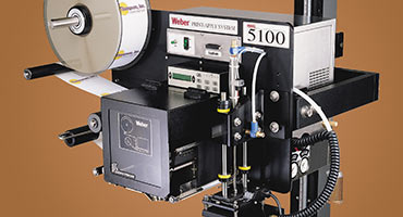 Model 5100 print apply labeling systems