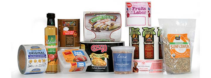 Weber Packaging Solutions manufactures high-quality custom food labels in any size.